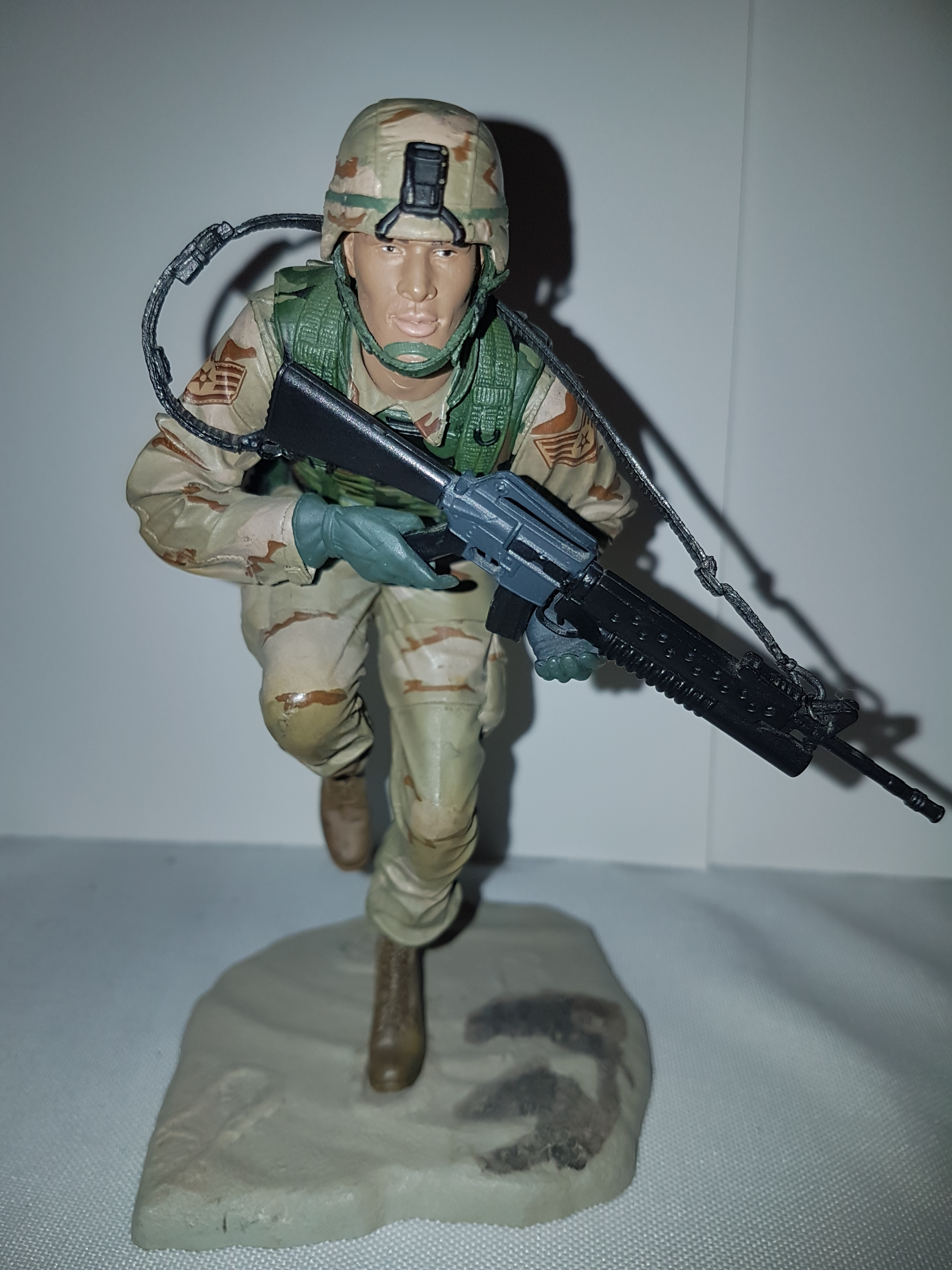 McFarlane Military: Caucasian Air Force Special Operations Command
