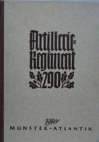Artillerie - Regiment 290